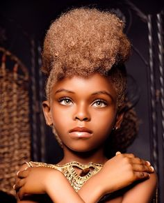 Natural Brown Hair, African Models, Child Models, Fashion Models, Photo And Video, Eyes, Children, Instagram Posts, Beautiful