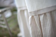 CHARLOTTE CURTAIN  Rod Pocket Curtain Panel in by HERHOUSEANDHOME, $199.00