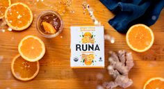 We at Thrive HQ L-O-V-E Runa. After reading this, we bet you'll want a bottle for yourself too!