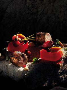 Chris Erasmus, Pierneef à La Motte, La Motte (Franschhoek)  COPYRIGHT: Opulent Living Magazine Wine Guide, Restaurant Guide, Copyright, Food Plating, Cape Town, Chefs, Wine Recipes, Food Art, Art Photography