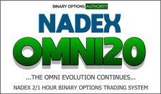 Trade OMNI20 NADEX 2 Hour Binary Options System Starting Tomorrow for a Good Living?  It's Possible. Of course you would call this our opinion. We can't promise you future results and all of that. But we can tell you how we feel about this system and you can see the systems results which are based on the exact entry and exit rules. We trade at the money which means that we're going to look to not have our underlying instrument have to work hardly at all in order to give us an in the money score