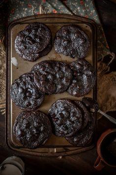 Adventures in Cooking: Flourless Chocolate Cookies