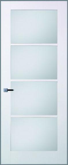 Onze haldeuren: Binnendeur Skantrae Cube SKS 3254