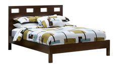 Slumberland Furniture - Riva Collection - King Bedstead - Slumberland Furniture Stores and Mattress Stores