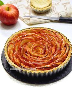 Pie Crust Pastry, Apple Pie, Cake Recipes, Breakfast Recipes, Almond, Desserts, Instagram, Food, Pai