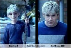 I always did like jack frost:)<3