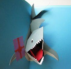 CornerstoneLAE: Birthday Shark
