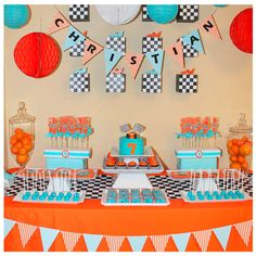 go-kart racing birthday. this is such a perfect birthday party for boy (even my husband) and take a trip to the local go kart place he'd love that Transportation Birthday, Planes Birthday, Planes Party, Boy Birthday, Birthday Ideas, Airplane Party, Go Kart Party, Party Printables, Birthday Party Decorations