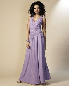 Bridesmaids Dress with Control by Shape fx®
