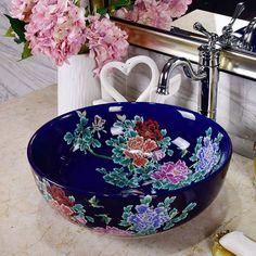Luxury Bathroom Sinks,Bathroom Sinks for sale Bathroom Sinks For Sale, Bathroom Sink Decor, Concrete Bathroom, Bathroom Faucets, Bathroom Ideas, Sink Countertop, Countertops, Beautiful Bathrooms, White Bathrooms