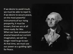 George Washington Quotes Interesting 1George Washington Quote  History  Presidential  Educational