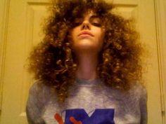 I'll Try Anything Once: HUGE, Like REALLY HUGE, Hair - xoJane