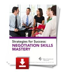 Strategies for Success: Negotiation Skills Mastery Download the Free Ebook now!