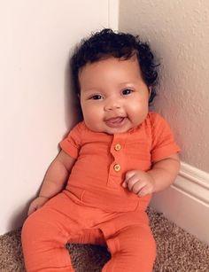 Cute Mixed Babies, Cute Black Babies, Beautiful Black Babies, Beautiful Children, Cute Babies, Lil Baby, Baby Kids, Baby Boy, Newborn Black Babies