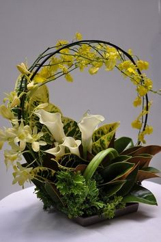 El diseño floral: todo un arte | Cuidar de tus plantas es facilisimo.com