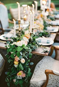 Brides.com: . Choose Gorgeous Florals. From your bouquet and ceremony flowers to your reception décor, splurging on something a bit more statement-making than your average bundle of blooms makes a big impact. Pretty details like floral table runners and ceremony structures, a flower wall, or bold bouquet are all details that will stand out in the minds of your friends and family long after the event is over.
