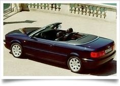 Check out our 1992-1998 Audi Cabrio Convertible Tops!