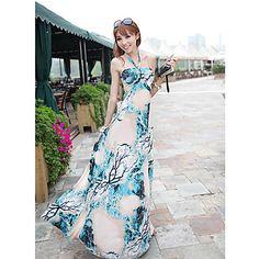 Women's+Bohemian+Print+Beach+Maxi+Dresses+–+USD+$+46.99