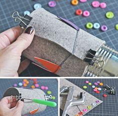 http://luziapimpinella.blogspot.de Inauguramos una nueva sección en SNAPCLIC, Recicla con Snapclic: reciclaje, refashion, reutilizaci...