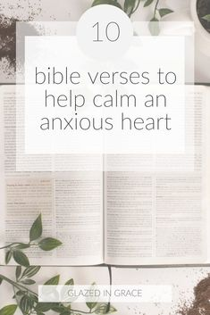 God calls us to live a life free from worry and anxiety. If you are feeling anxious today here are some Bible verses that can help calm your heart. Bible Verses For Teens, Family Bible Verses, Bible Verses Quotes, Family Quotes, Family Prayer, Bible Scriptures, Anxiety Verses, Anxiety In Children, Religious Quotes