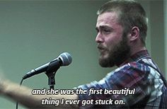 The First Beautiful Thing - Good Boyfriend Quotes Poet Quotes, Movie Quotes, Best Boyfriend Quotes, Sun And Stars, Feeling Loved, Kiss You, Just Love, The One, My Life