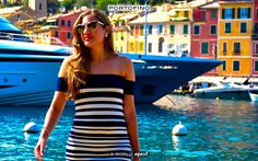 The Village of Portofino with Jody Italy