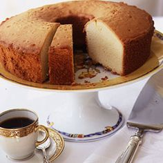 A scrumptious pound cake is a hallmark of a good Southern cook, so for ours we consulted one of the best—Edna Lewis.
