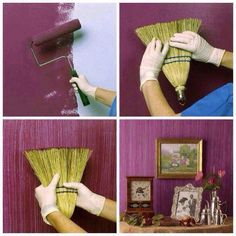 Easy Wall Painting Techniques - BROOM