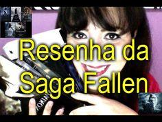 Saga Fallen - Fallen Movie - Lauren Kate - YouTube