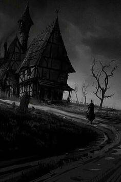 La casa de los miedos donde entras y no sales xD