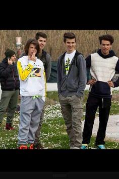 Luca, Nicolo J.Bulega, Andrea Migno & Franco Morbidelli