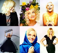 """Girls, if a boy says something that isn't funny, you don't have to laugh."" - Amy Poehler"