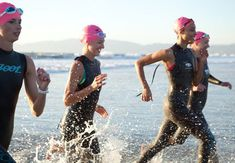 Tackling a triathlon can be daunting, even for fitness buffs, but this training plan for swimming, biking, and running a sprint-length race, you'll earn bragging rights (not to mention a lean, hot body) in just 12 weeks