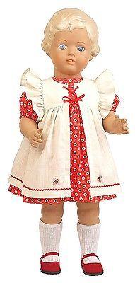 Puppen-Strickkleid Hearty 35-45cm Gr
