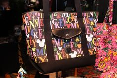 Disney Dooney & Bourke Mickey Minnie