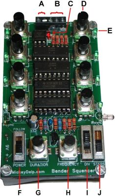 349 best circuit bent diy synth hacks open source electronics rh pinterest com