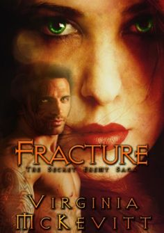 Delirium....: Fracture (The Secret Enemy Saga #1) by Virginia McKevitt