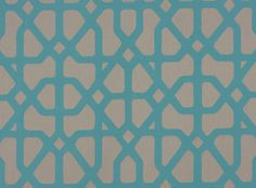 A soft edged, geometric fretwork design, woven from wool on a cotton ground, giving a wonderfully tactile effect. Mazara is perfectly elegant for drapes. Wool Cotton Weave Designer Fabrics & Wallcoverings, Upholstery Fabrics