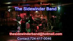 The Sidewinder Band ~ Going Down