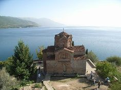 Ohrid, Sv. Jovan in Kaneo - Try to visit the sight of St. Jovan Kaneo in the sunset period! It's unforgettable! You will feel all spiritual might of Ohrid Lake and the town itself. It will help to understand biblical land of Macedonia and Macedonians. One of the most romantic places I`ve ever seen at dusk. The church is a gem, but the location is outstanding. You enter the area through a gate (free), but access to the church, which is locked, requires a small fee.