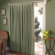 Alternative To Vertical Blinds · Sliding Door ...