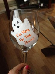 I think I will make one of these just for Halloween and take it everywhere I go!