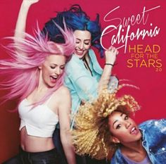 Sweet California: Head for the stars 2.0 (Versión Latinoamérica) - 2016.