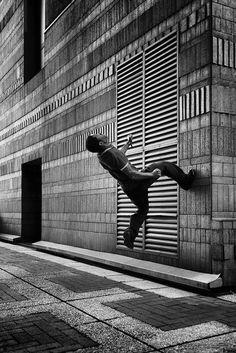 Parkour Free Running - Alexandre Chamelat