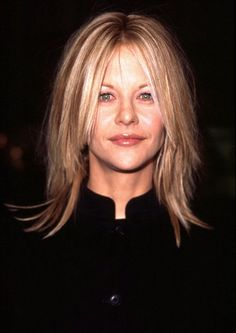"""Meg Ryan effortlessly treaded the line between cute and sexy for years. And she still looked great -- at least as of early 2001, when this photo was snapped at the premiere of her film """"Kate & Leopold."""""""