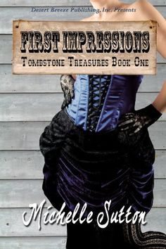 First Impressions (Tombstone Treasures Book 1) - Kindle edition by Michelle Sutton. Religion & Spirituality Kindle eBooks @ Amazon.com.  Edgy and entertaining!