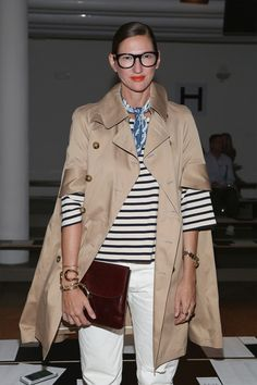 Jenna Lyons Photos - Jonathan Simkhai - Front Row - Spring 2016 MADE Fashion Week - Zimbio