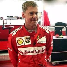 Vettel ~ Ferarri