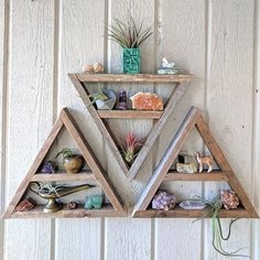 Easy Diy Succulent Wall Planter Love This Woodworking Projects
