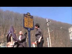 A historical marker was dedicated on May 1, 2013 for Patrick C. Boyle, a pioneering oil industry journalist, editor, and publisher. The nomination was sponsored by Oil Region Alliance and the ceremony included the Boyle family as well as Drake Well Museum administrator Melissa Mann.